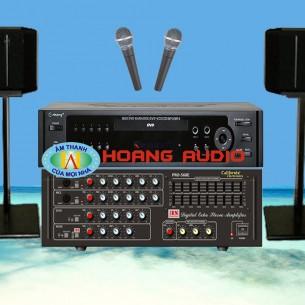 Bộ dàn karaoke gia đình HO 41