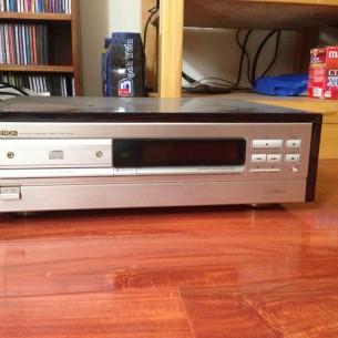Đầu CD Denon 3500G