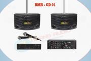 Loa karaoke BMB chính hãng cho dàn karaoke gia đình giá rẻ