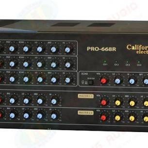 Amply karaoke California Pro 668R