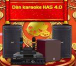 Bộ dàn karaoke nhà anh Đức – La Khê