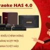 Lắp đặt bộ dàn karaoke gia đình 27 triệu nhà anh Văn, Hà Đông