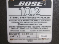 Loa Bose 10.2 II