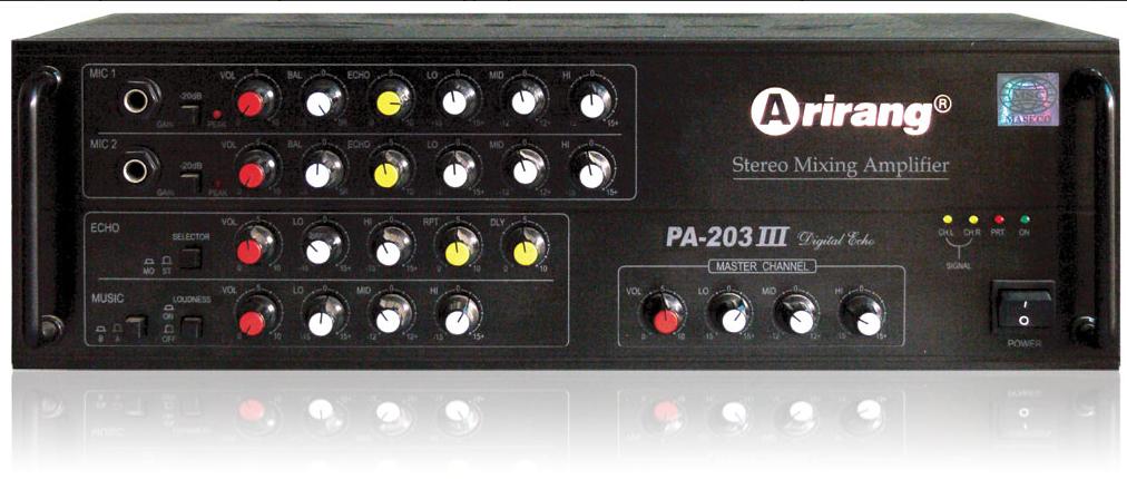 Amply Arirang PA-203III