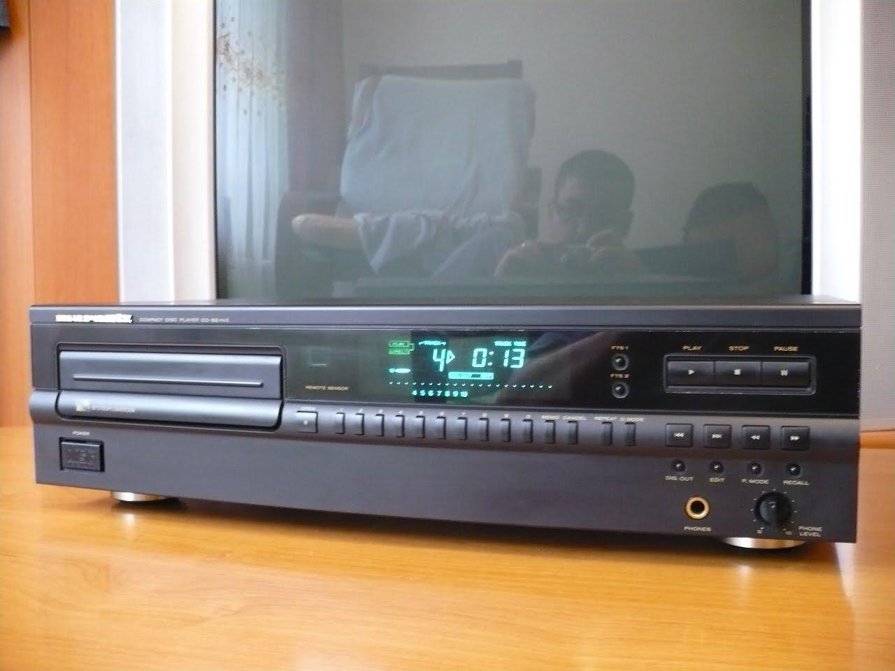 Đầu CD Marantz 52 MKII