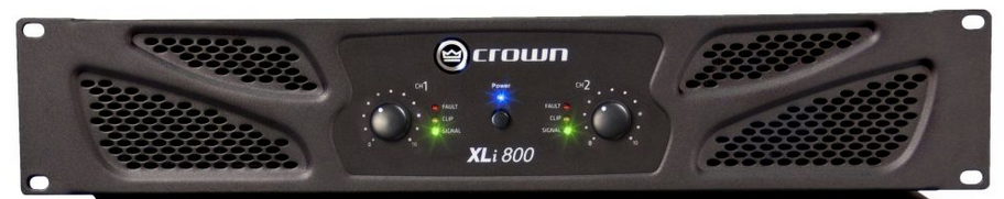 Cục Công Suất CROWN XLi 800 2