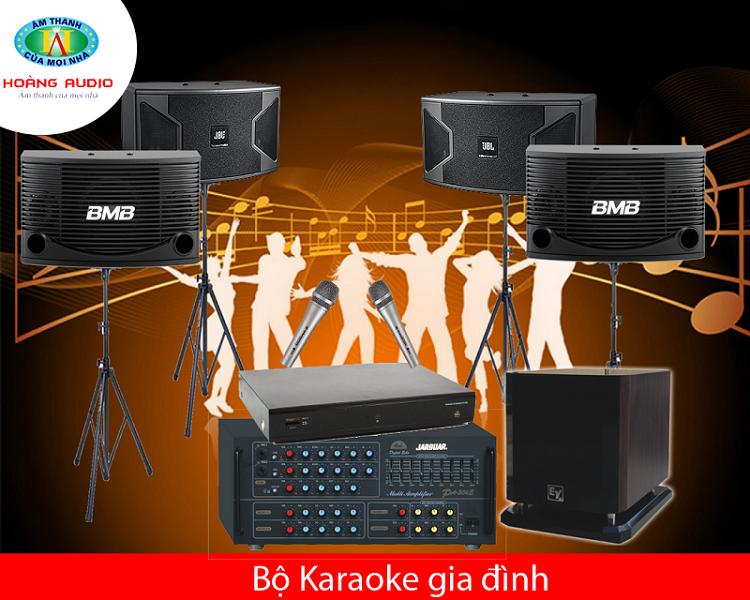 Bộ dàn karaoke cao cấp HA-12