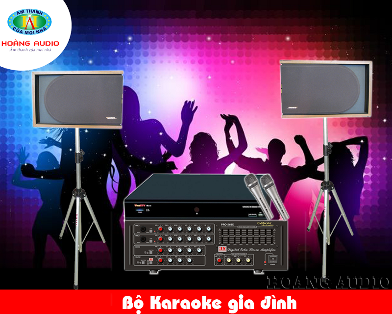 Dàn karaoke mức giá tầm trung HA-29