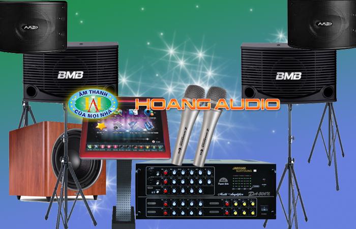 Bộ dàn karaoke kinh doanh số 2