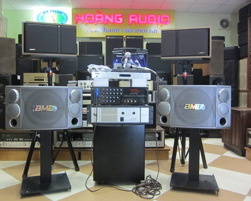 Bộ Karaoke cao cấp số 8