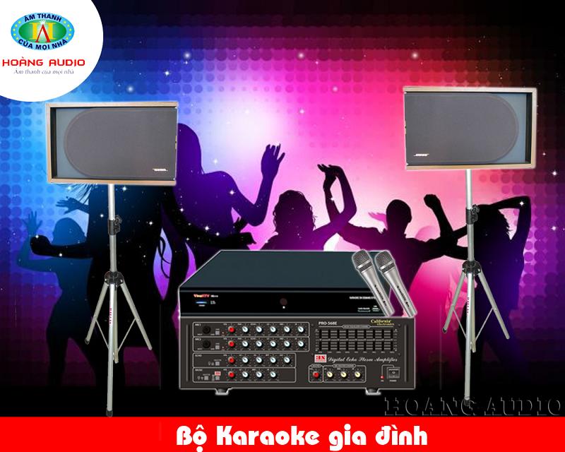 Dàn Karaoke gia đình tầm trung HA-29