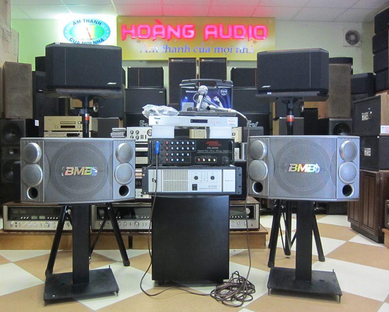 Bộ Karaoke cao cấp số 7