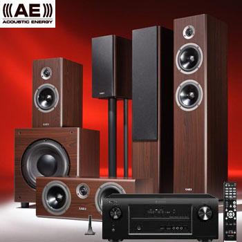 Hệ thống âm thanh 5.1, 6.1, 7.1 là gì?