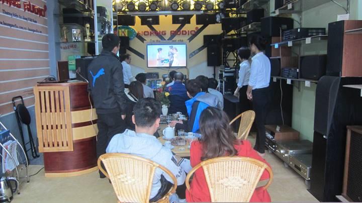 Kiến thức về dàn âm thanh karaoke gia đình